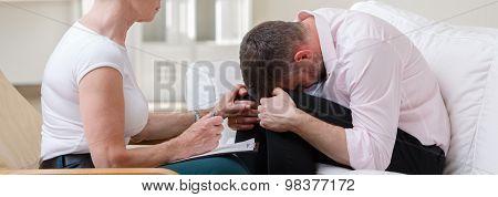 Breakdown Of A Patient