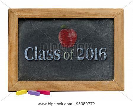 Class Of 2016.