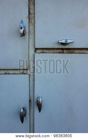 Control Panel Enclosure Doors