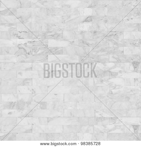 Marble tiles (wall) seamless  texture, detailed structure of marble for backgr