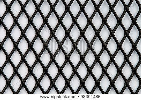 Steel Grating Pattern
