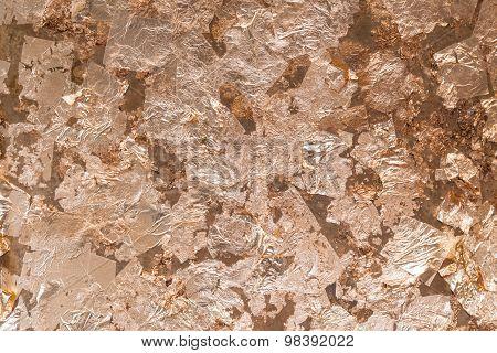 Texture Of Gild