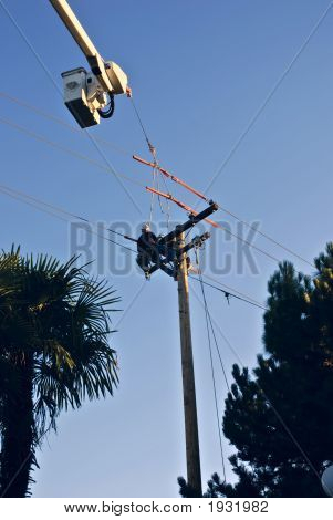 Power Pole Climber