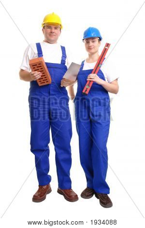 Builder Couple