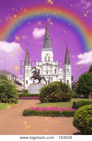 Magical New Orleans, St. Louis Cathedral