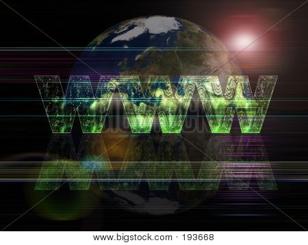 Global Background Series- World Wide Web