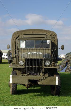 1944 Gmc Troop Carrier