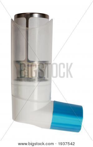 Inhaler With A Drug