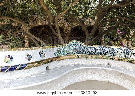 Antonio Gaudi design