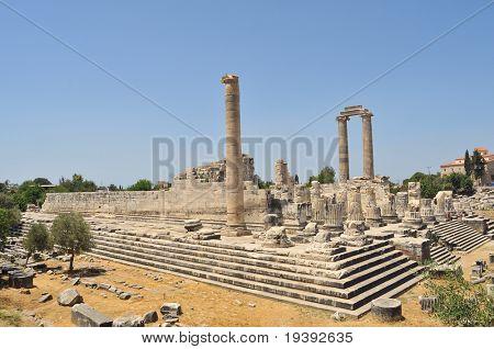 Templo de Apolo - Didyma / Turquía