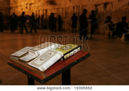 Heilige Westwand. Jerusalem