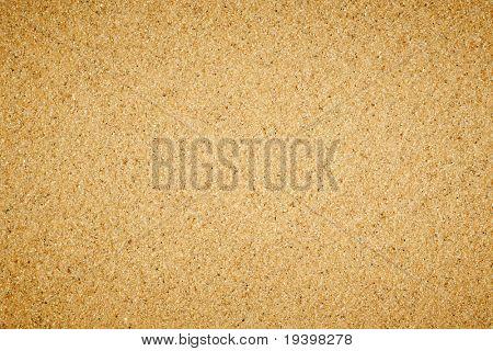 Textura de areia plana simples.