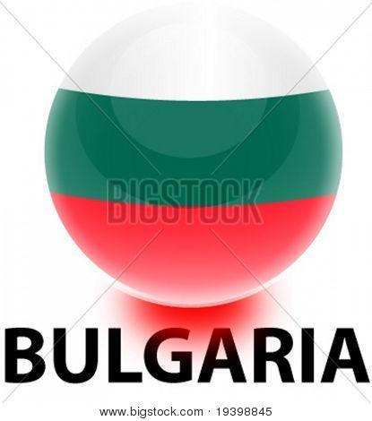 Orb Bulgaria Flag