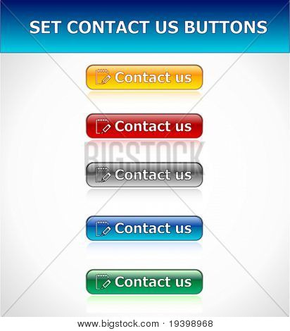"Set ""Contact Us"" Buttons"