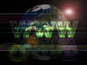 Global Background Series- World Wide Web