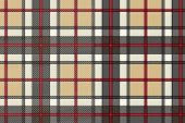 stock photo of customary  - beautiful vector scottish cloth - JPG