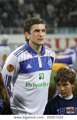 Goran Popov Of Dynamo Kyiv