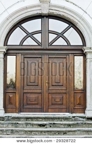 Big Old Door
