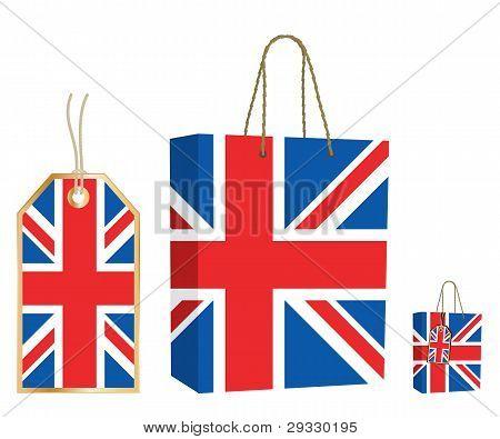 Uk Bag And Tag