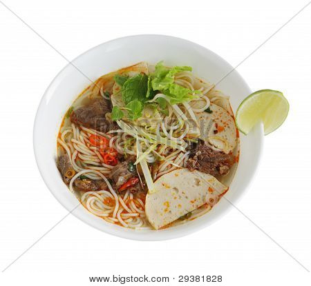 Beef Vermicelli  Noodle