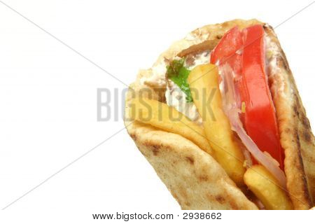 Greek Gyros Kebap