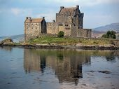 pic of william wallace  - Great Britain Scotland Eilean Donan Castle 2