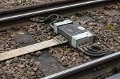 Railway Impedance Bond Provides A Continuous Path Around Insulated Block Joints For Return Current A poster