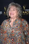 LOS ANGELES - JAN 27:  Kathy Bates arrives at the AUSTRALIAN ACADEMY INTERNATIONAL AWARDS at Soho Ho