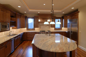 pic of light fixture  - New luxury home is ready to be put on the market - JPG