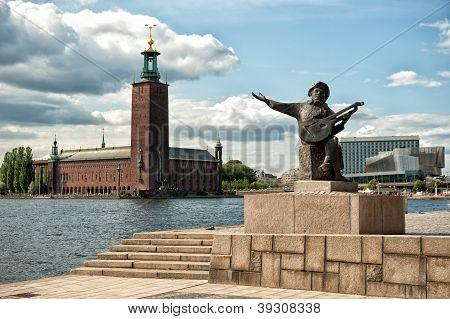 Bem-vindo a Estocolmo