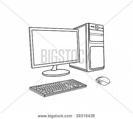 Drawing Computer
