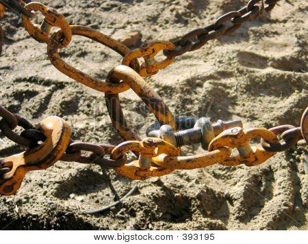 Metal Chain 1