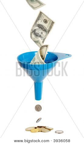 Funnel And Currency