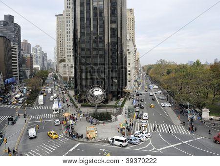 Columbus Circle N.y.