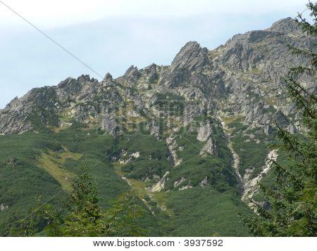 Mountains In Poland