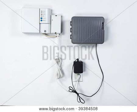 Home Utility Systems With Battery Backup