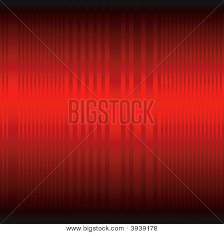 Red Stripy Background