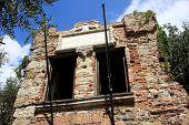 image of christopher columbus  - House of Christopher Columbus in Genoa - JPG