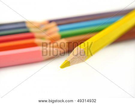Beautiful color pencil