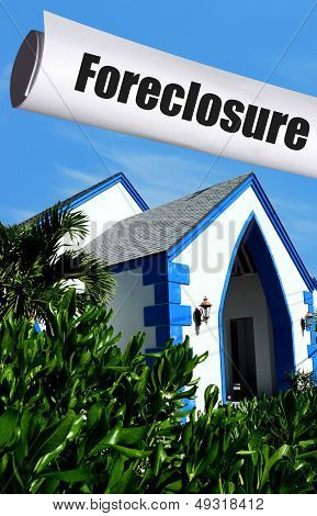 Foreclosure On Home