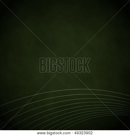 Illustration Of A Waved Waved Background  With Vintage Waves