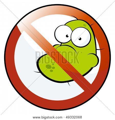 funny bacillus sign