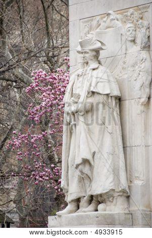 George Washington And Cherry Tree
