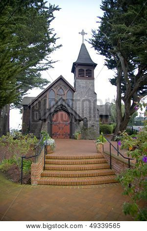 Sausalito, CA church