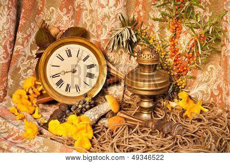 Time Concept Still Life