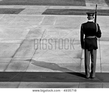 Unknown Soldier.