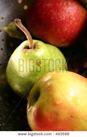 Pear & Apples