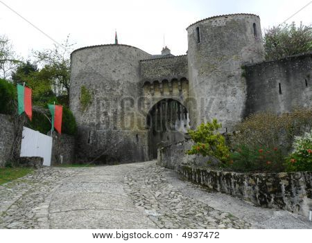 Castle Entrance Gate