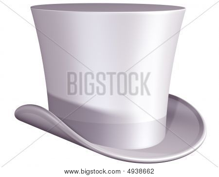 Top Hat For A Wedding