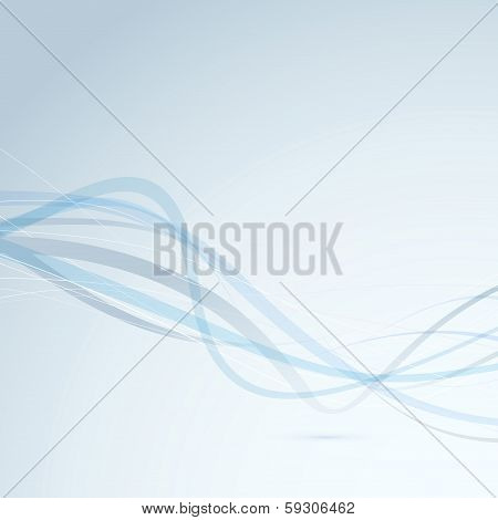 Transparent Speed Waves Background Template